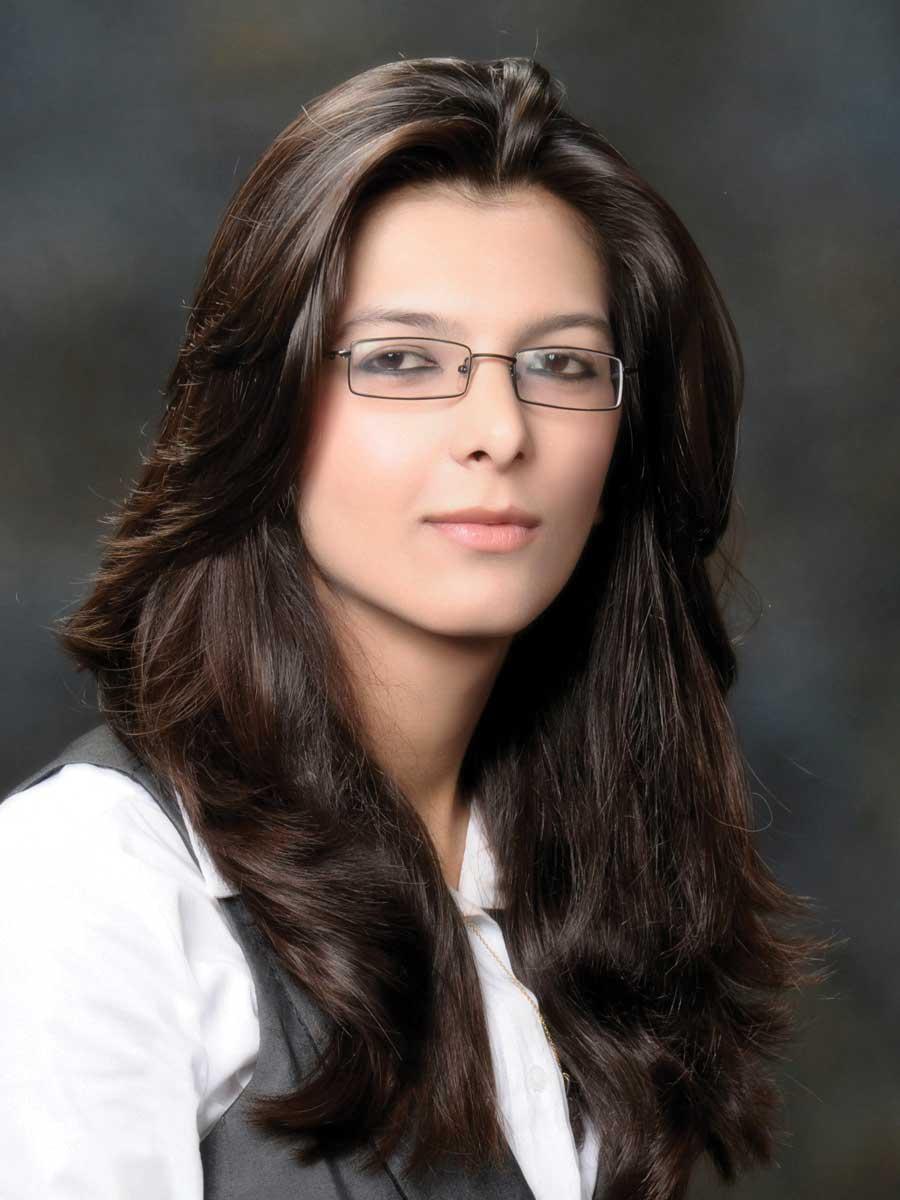 UCI Alumni Khadija Khan