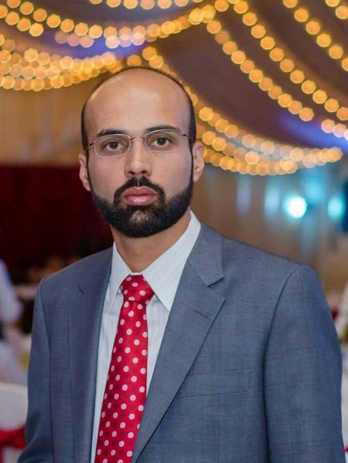 UCI Alumni Faculty - AH Usman World Bank